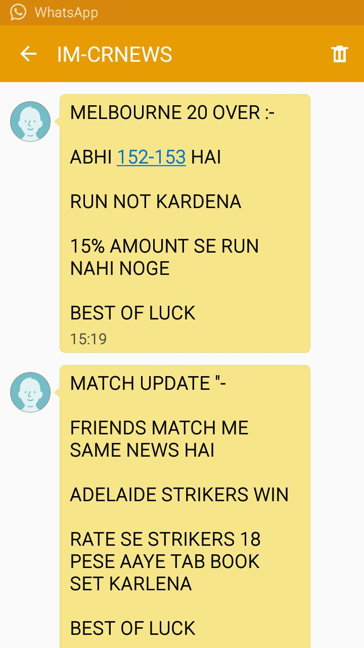 The best: telegram channels for cricket betting tips