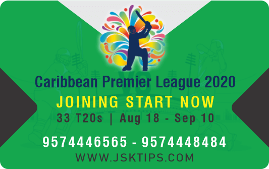 caribbean premier league 2020 Cricket Betting Tips and Prediction