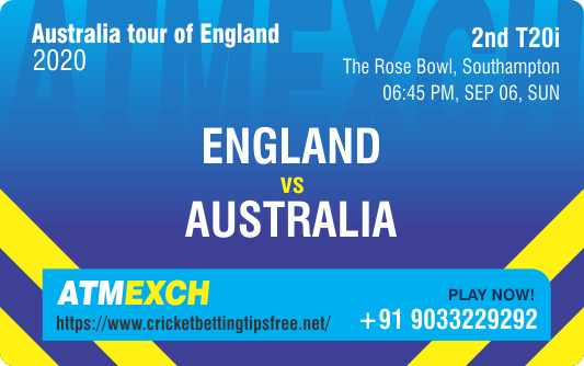 Cricket Betting Tips And Match Prediction For England Vs Australia 2nd T20 Betting Tips With Online Betting Tips Cbtf Cricket, Free Cricket Tips, Match Tips, Jsk Tips