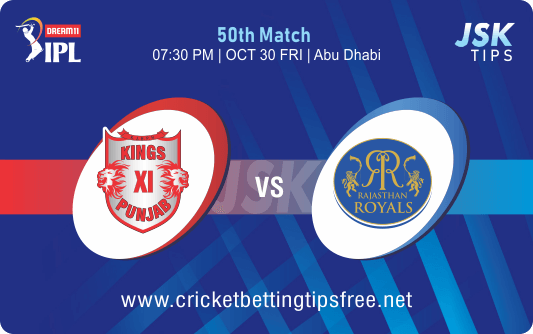 Cricket Betting Tips And Match Prediction For Punjab vs Rajasthan 50th Match Tips With Online Betting Tips Cbtf Cricket-Free Cricket Tips-Match Tips-Jsk Tips